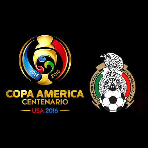 La Selección Mexicana jugará la Copa América Centenario de local