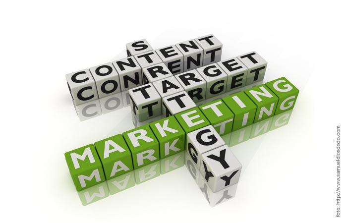 Content Marketing y otros canales de Mkt
