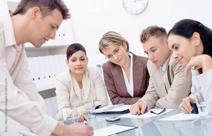 Delegar incrementa la productividad