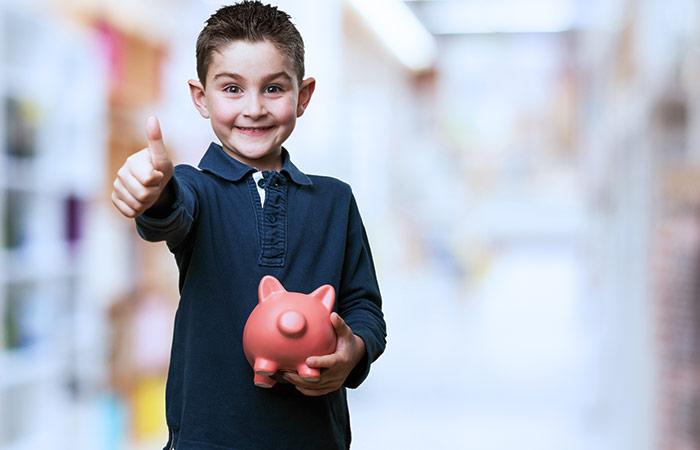 La inteligencia financiera en enseñanza a hijos