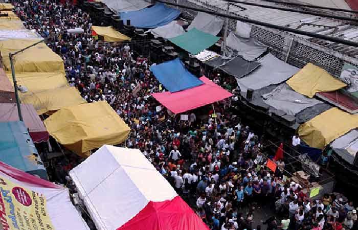 Sector informal es más del 50%