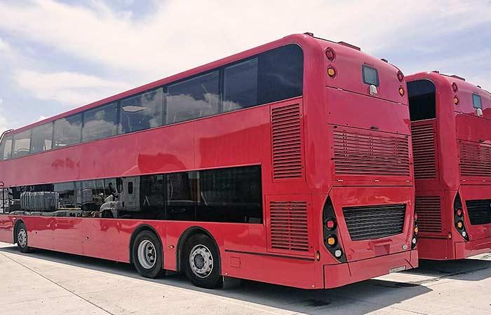 Crédito: Revista Transportes y Turismo