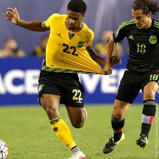 México vs. Jamaica, una rivalidad muy acalorada