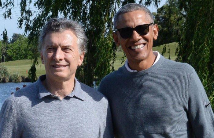 Mauricio Macri / Barack Obama