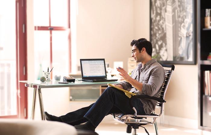 Tips para trabajar c modamente fuera de la oficina for Fuera de oficina gmail