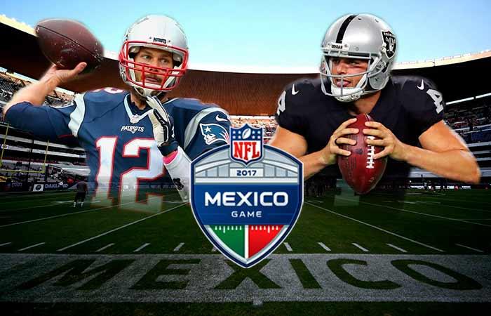 ddb407cae4647 Rumbo al NFL México Game 2017