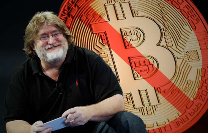 Bitcoin ya no podrá ser usado en Steam