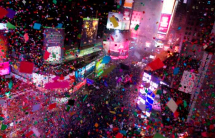 Mariah Carey vuelve a la fiesta de Año Nuevo en Times Square