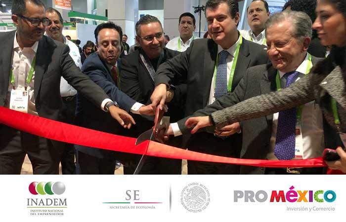 Inauguración del pabellón (Archivo/My Press)