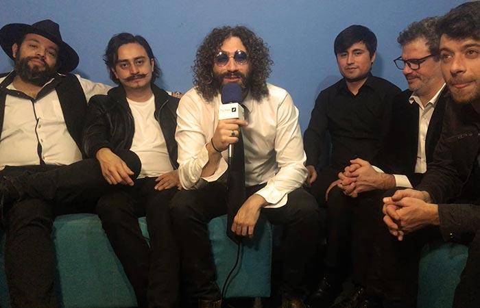 Pablo Ahmad y su quinteto (Archivo/My Press)