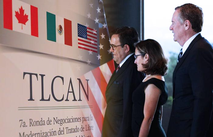 Canadá y México podrían quedar exentos de nuevos aranceles