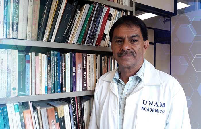 Dr. Fernando Cervantes Reza
