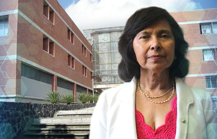 Maestra Noemí Chávez Castañeda (My Press)