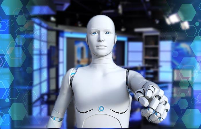 Robot presentará noticias en China