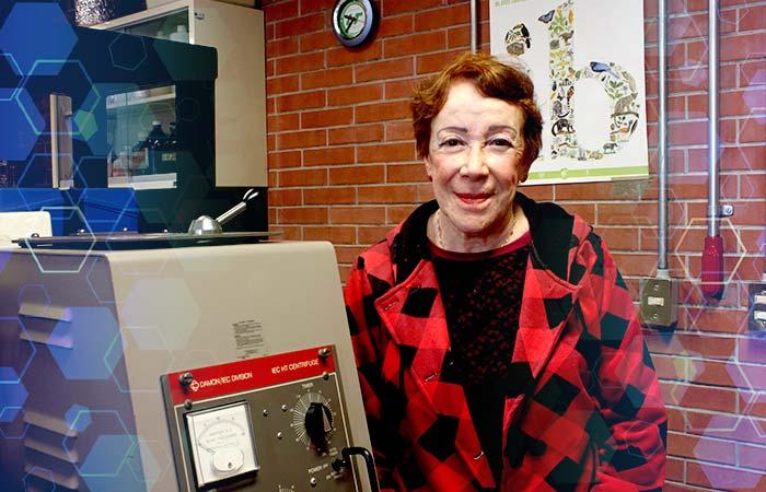 Dra. Guadalupe de la Lanza Espino