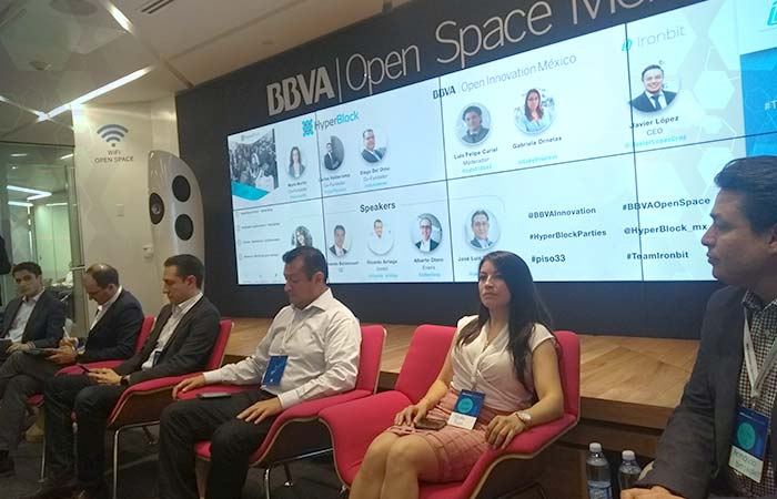 BBVA Bancomer Open Space