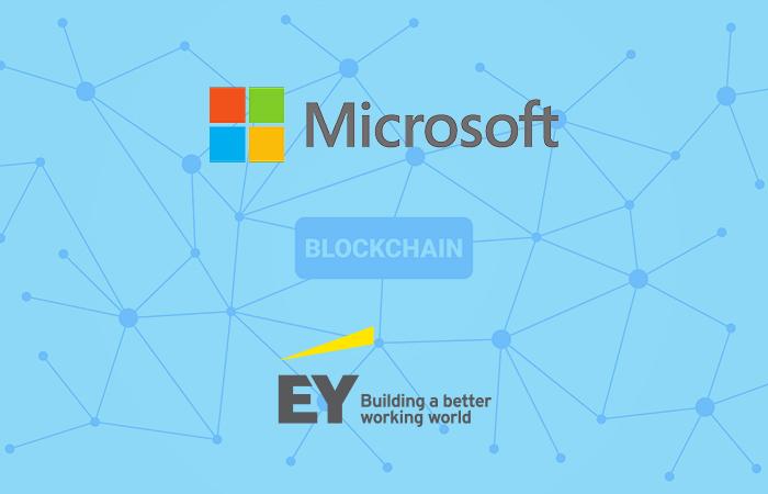 Blockchain | Microsoft | EY