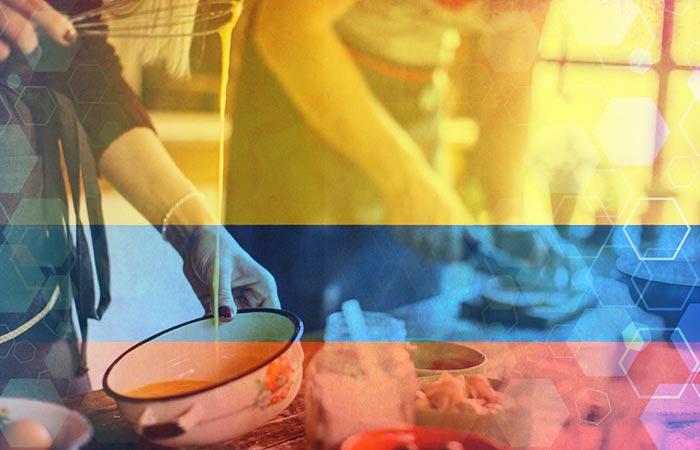 La Caleñita: Catering colombiano en México