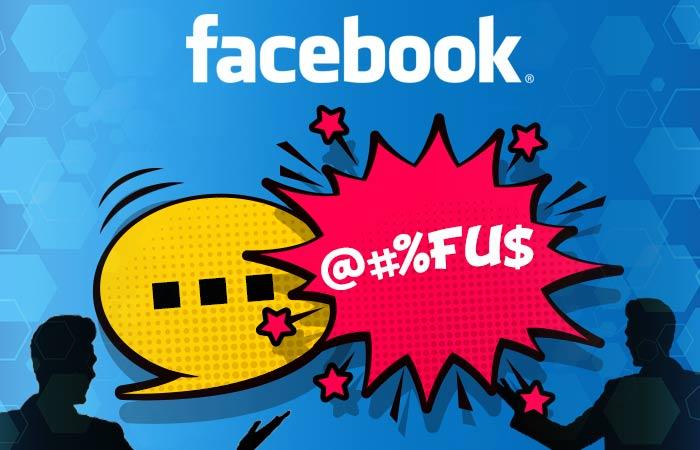 Facebook vs mensajes de odio