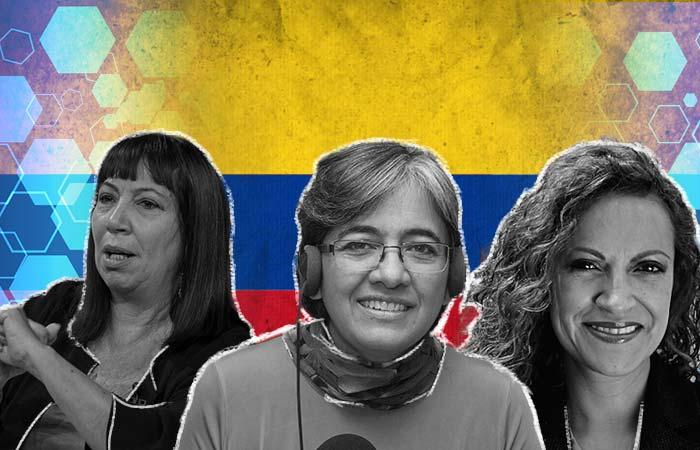 Colombia en contra de amenazas a periodistas
