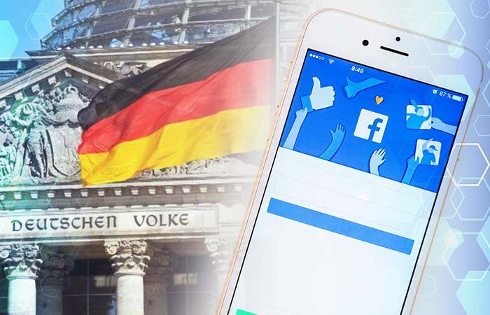 Un dilema legal de Facebook en Alemania