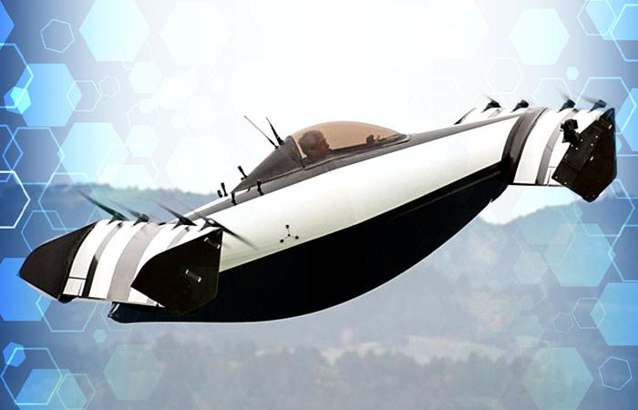 BlackFly, el coche volador