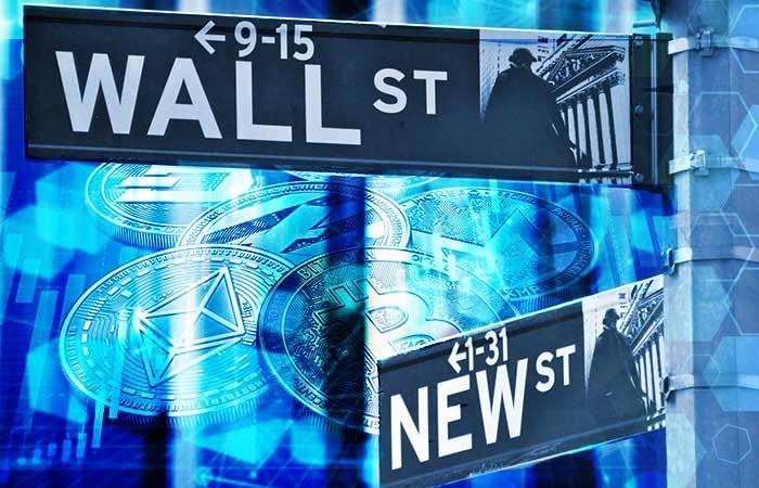 Criptomonedas y blockchain llegan a Wall Street