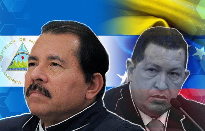 Nicaragua se acerca a Venezuela