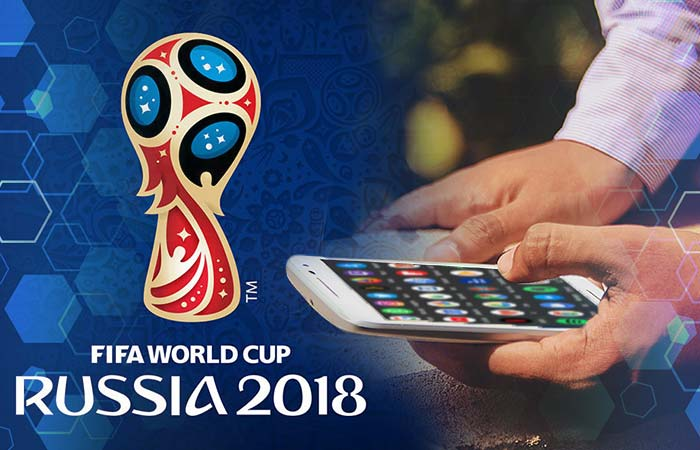 Récord de descarga de apps durante Rusia 2018
