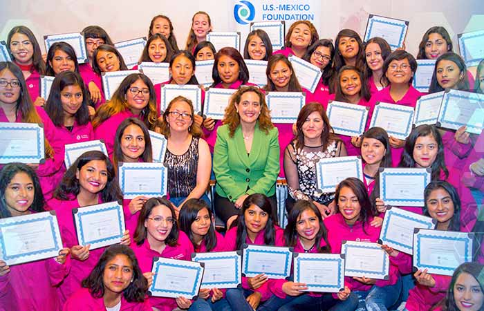 Internet Society impulsa carreras tecnológicas para mujeres
