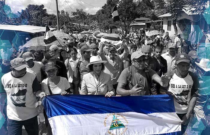 Opositores denuncian nueva etapa represiva en Nicaragua