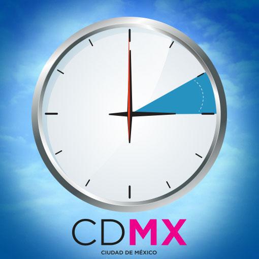 Inicia el horario de verano en CDMX