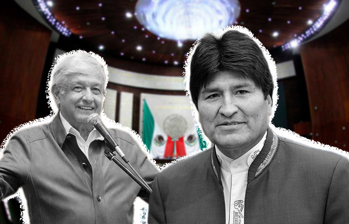 Evo Morales asistirá a la toma de protesta de AMLO