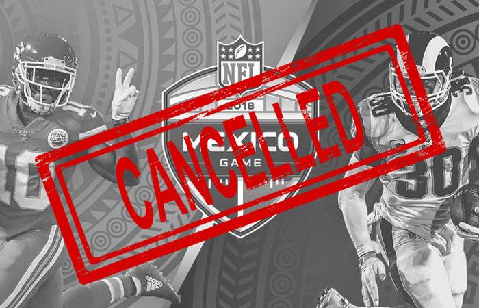 Intimidad De La Cancelacion Del Juego De Nfl En Mexico