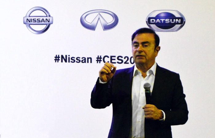 Carlos Ghosn (foto Pedro Basilio/My Press)