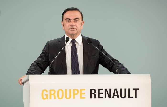 Carlos Ghosn (dpa)