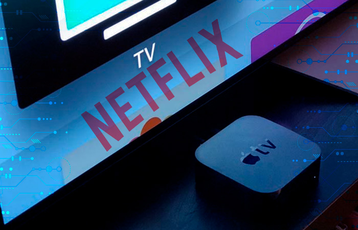 Netflix lo deja claro: no estará en la OTT de Apple