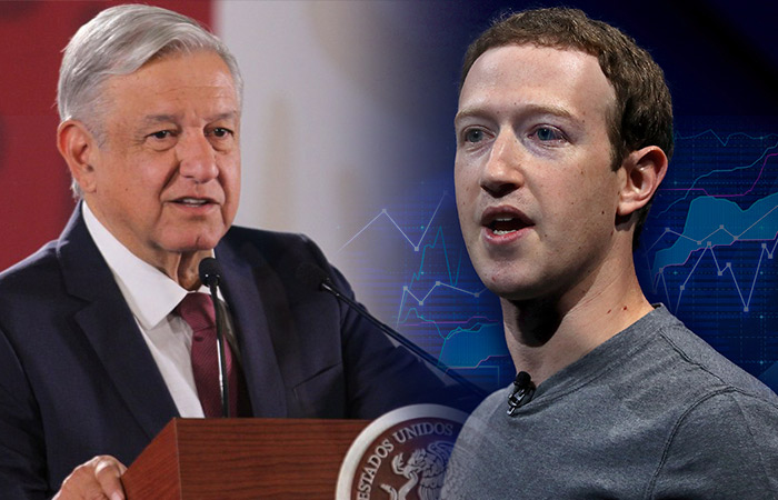 AMLO anticipó a Zuckerberg la idea de Internet para todos