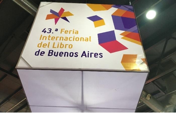 My Press en la Fería del Libro Buenos Aires