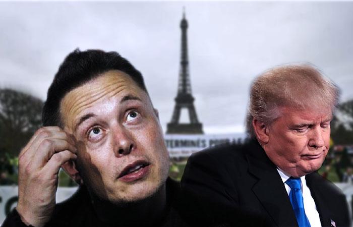 Trump se retira de acuerdo medioambiental
