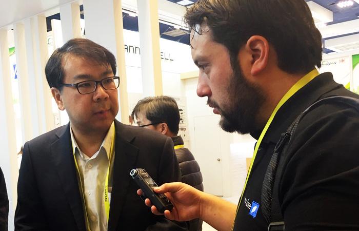 Entrevista con el Instituto Industrial de Investigación (ITRI)