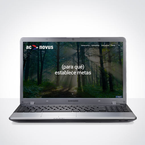 ac novus renueva imagen corporativa