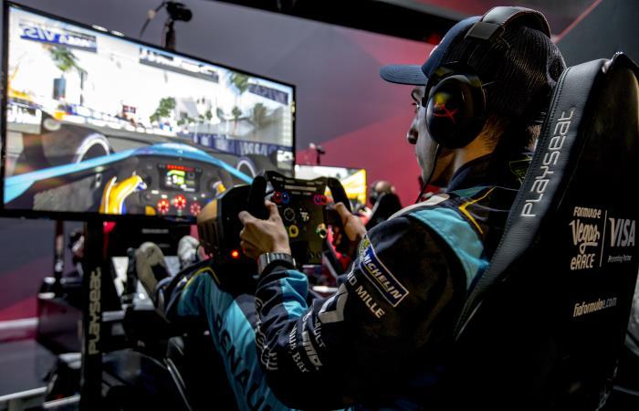 Competidor gana 200 mil usd en simulador