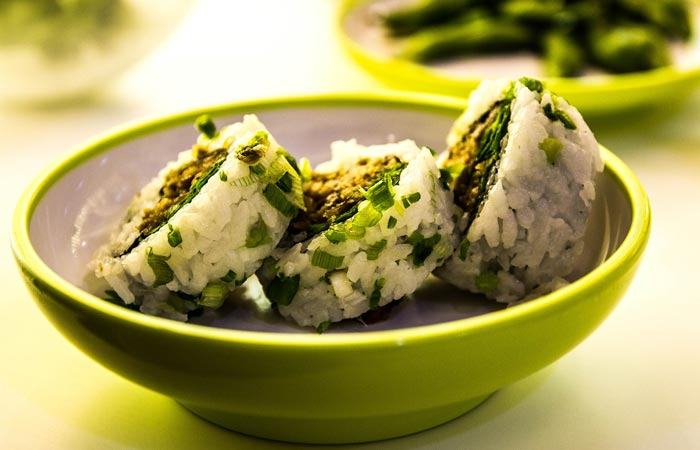 La saludable dieta oriental