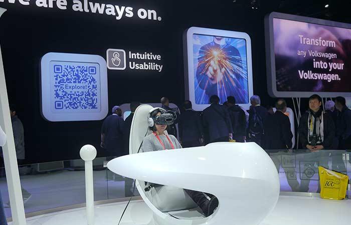 Realidad virtual y Aumentada mejoran la experiencia
